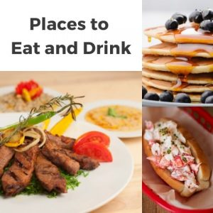Places to Eat and Drink in Millbrae